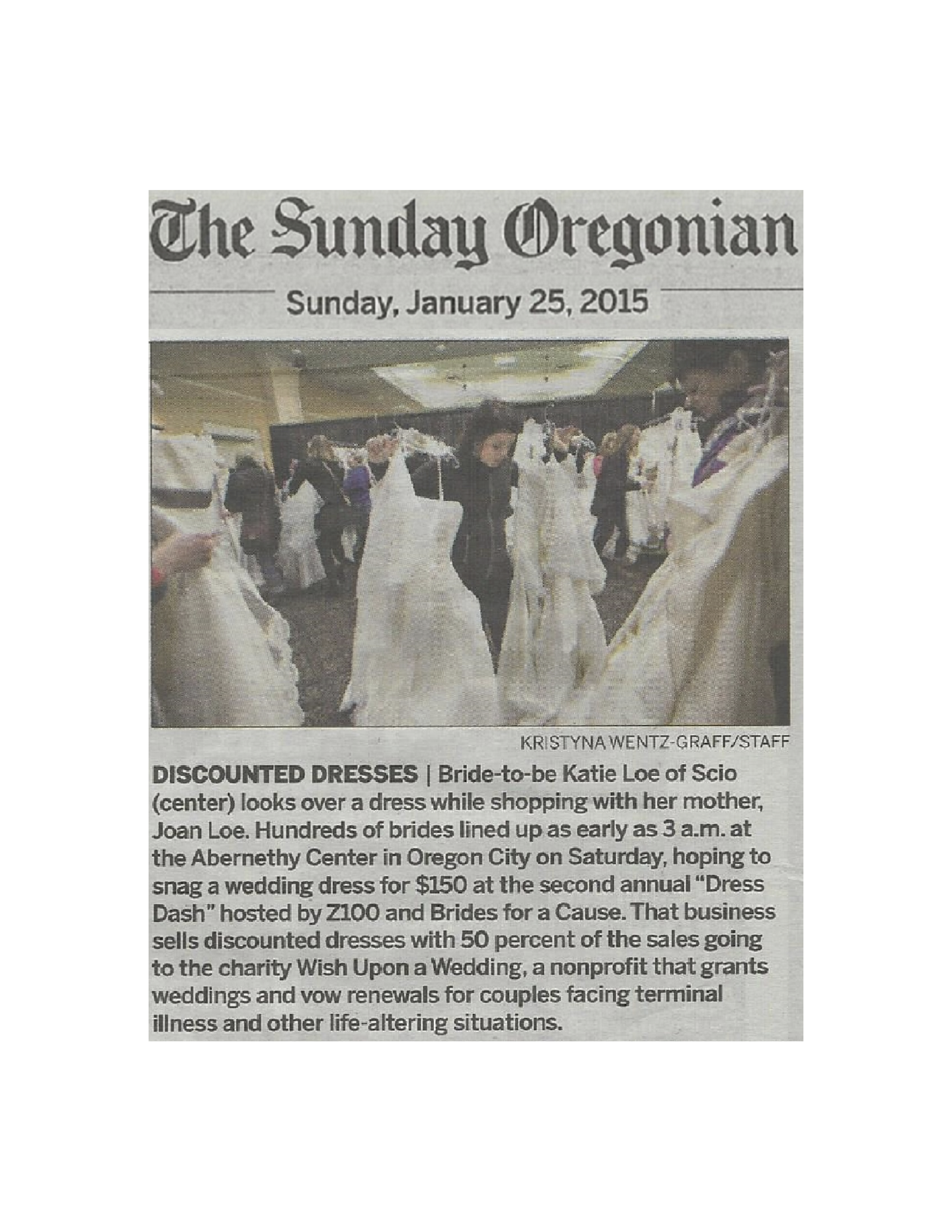 The Oregonian 1.25.15