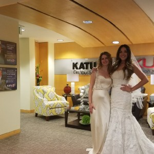 Two of our models for KATU