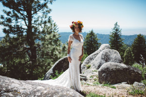 Bogus Basin Wedding Photos
